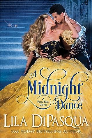 A Midnight Dance (Fiery Tales, #1)