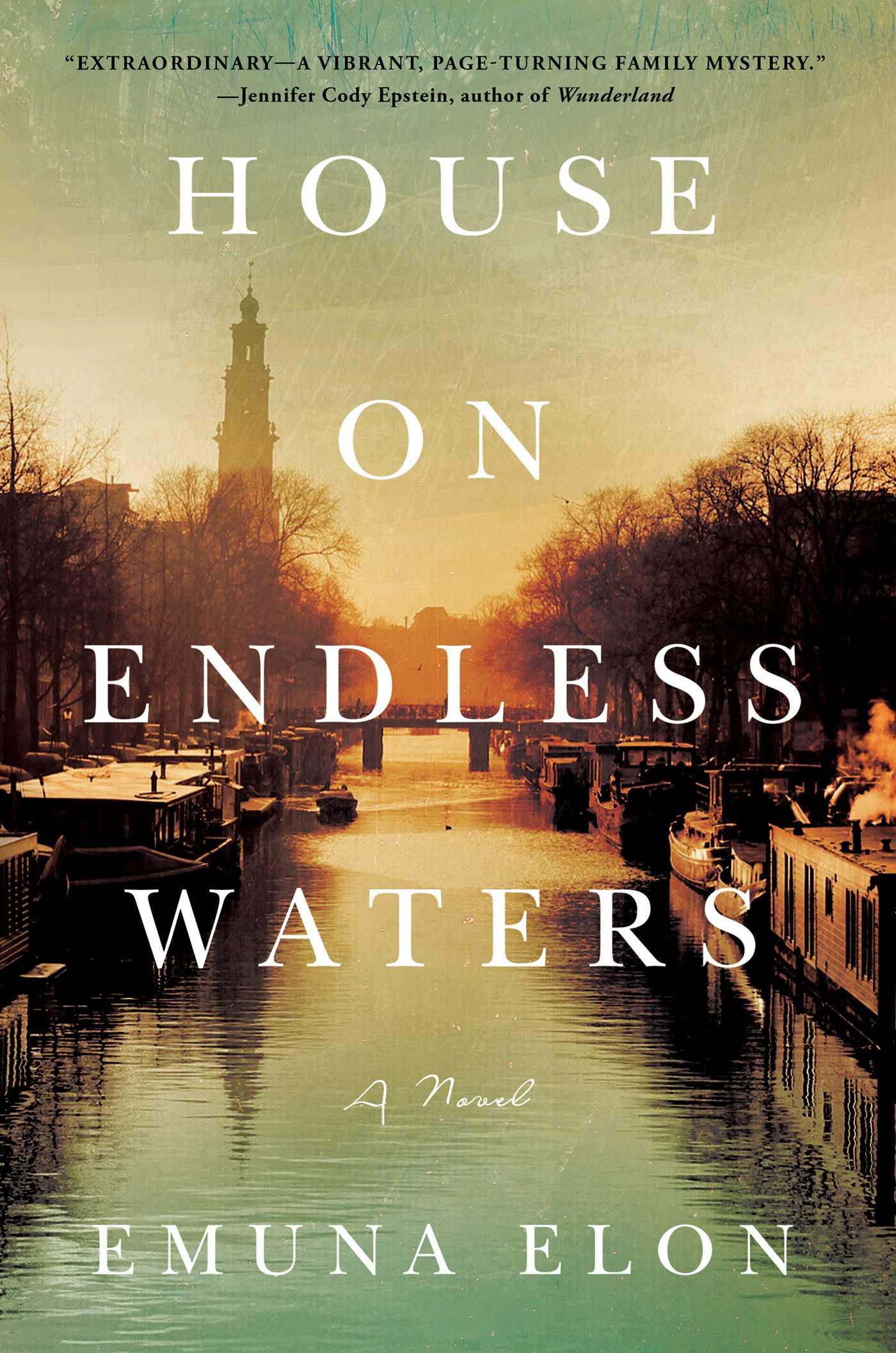 House on Endless Waters - Emuna Elon