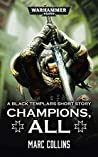 Champions, All (Black Library Advent Calendar 2019 #15)