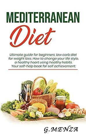 mediterranean diet weight loss or lifestyle