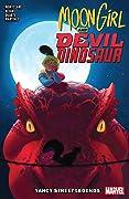 Moon Girl and Devil Dinosaur, Vol. 8: Yancy Street Legends