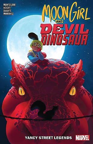 Moon Girl and Devil Dinosaur, Vol. 8