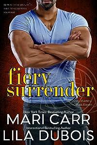 Fiery Surrender (Trinity Masters #11)