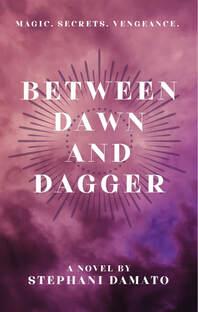 Between Dawn and Dagger (Dawn and Dagger #1)