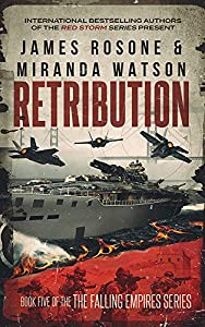 Retribution (The Falling Empires Series Book 5)