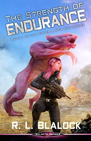 The Strength of Endurance (Under a New Sun #3)