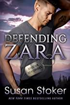 Defending Zara (Mountain Mercenaries, #6)