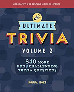Ultimate Trivia, Volume 2 by Donna Hoke