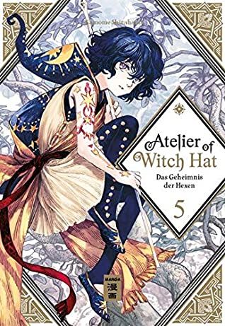 Kamome Shirahama Witch Hat Atelier Art Work Book Atelier Of Witch Hat Japanese Anime Collectibles Animation Art Characters
