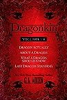 Dragonkin Bundle Books 1-4 by G.A. Aiken