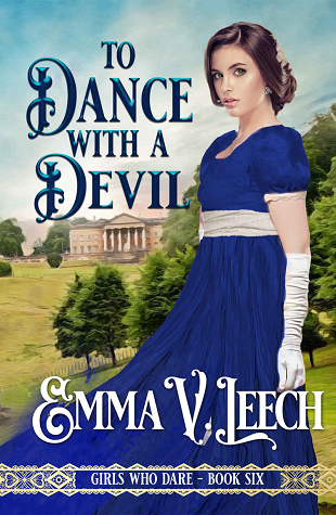 To Dance with a Devil (Girls Who Dare, #6)