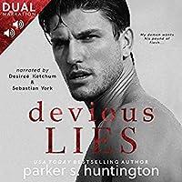 Devious Lies  (Cruel Crown, #1)