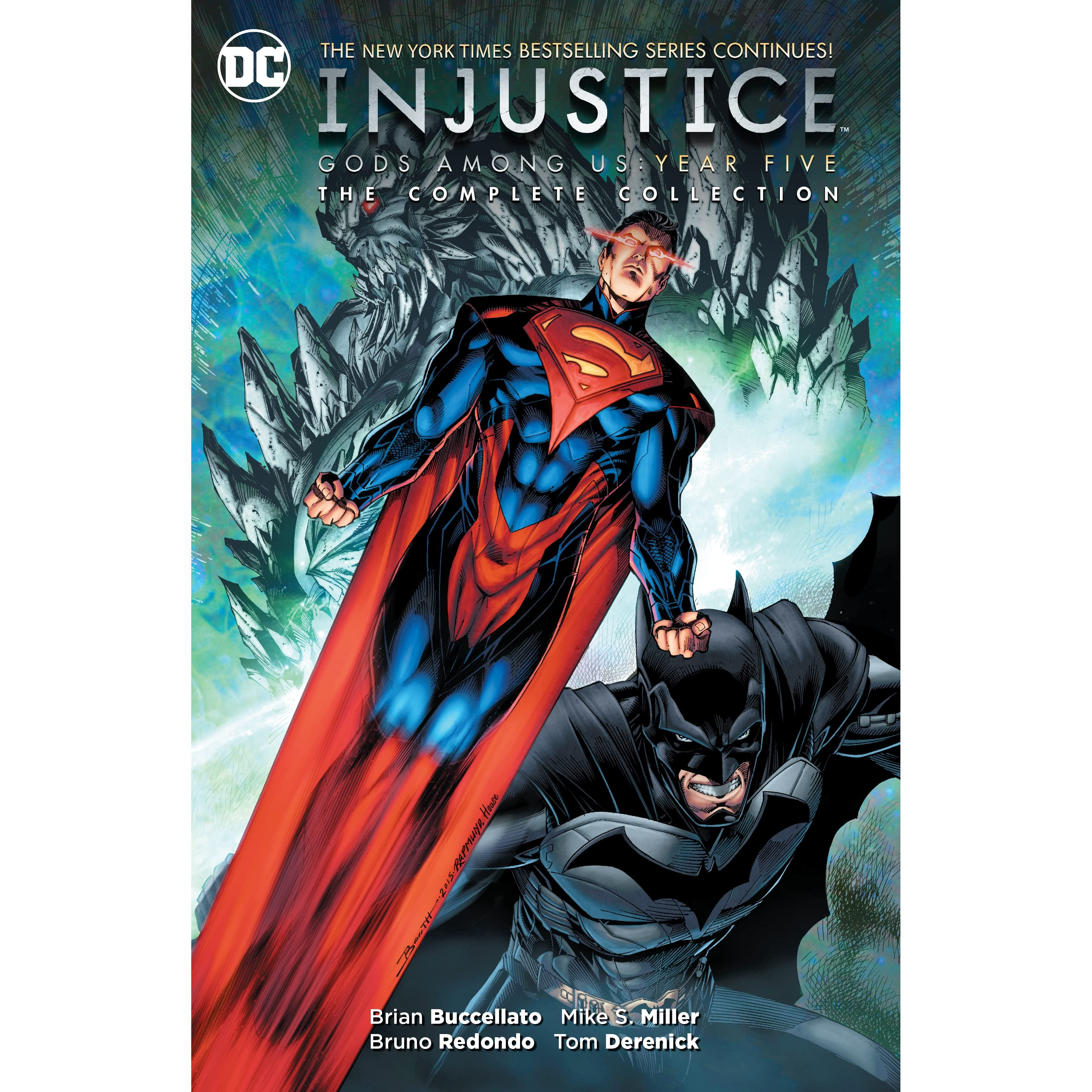 Injustice Gods Among Us Year Five 1-20 Complete Comic Lot Run Set DC Collection