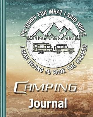 JOURNAL TRIP LOG BOOK DIARY FOR MOTORHOMES AND CARAVANS