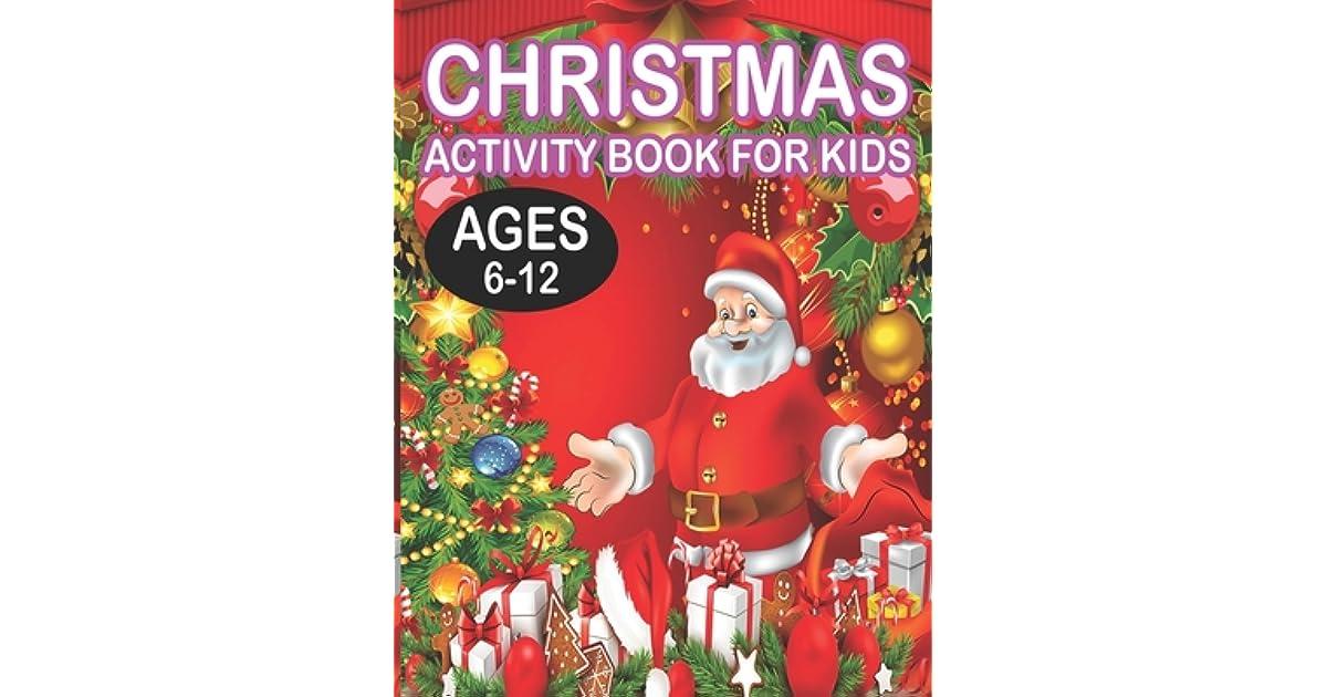 Choice of 6 Mini Christmas Activity Book