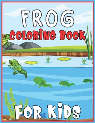 Big Frog coloring page | Free Printable Coloring Pages | 400x309