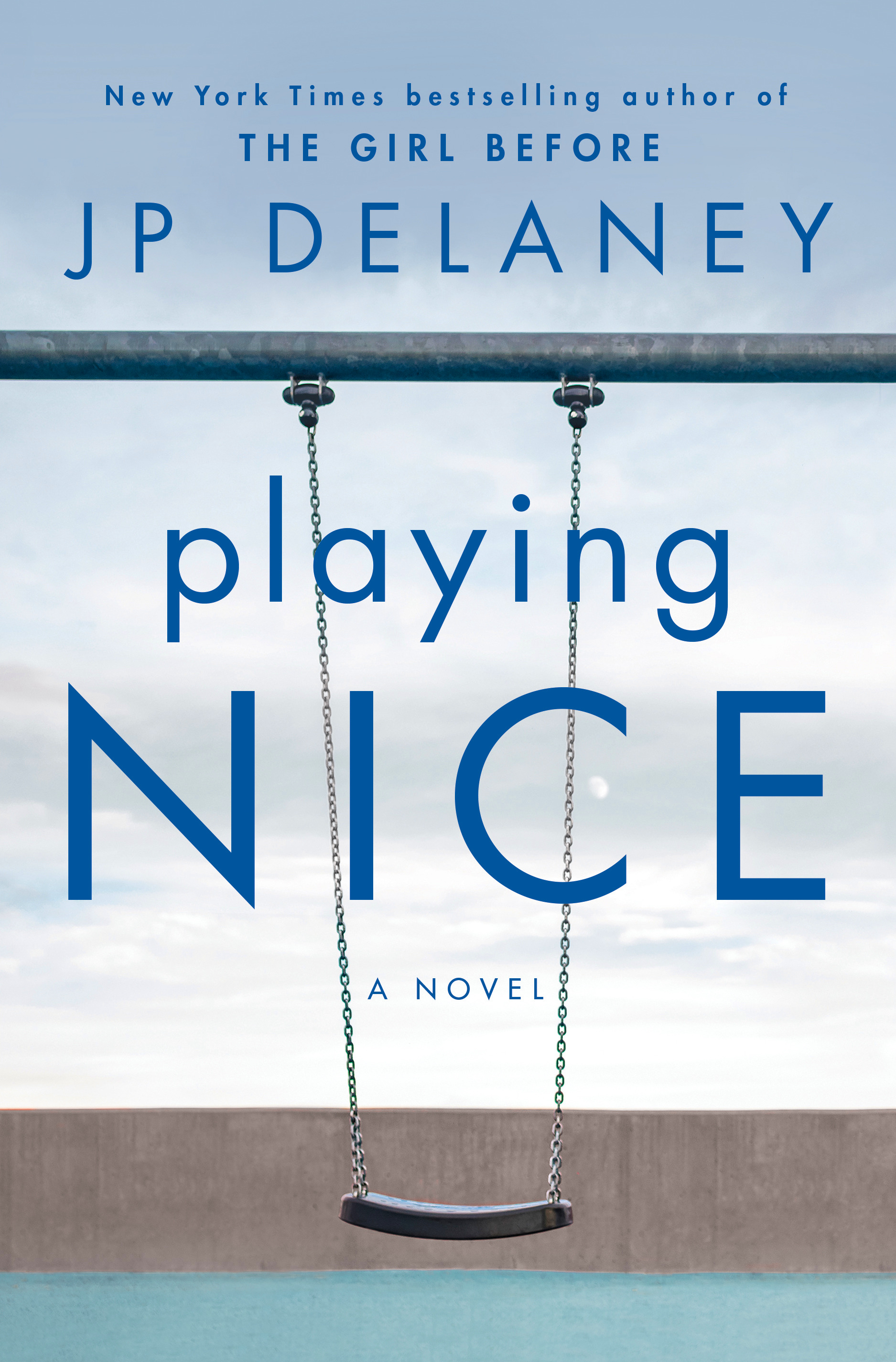 Playing Nice by J.P. Delaney