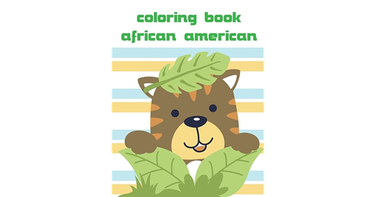 Coloring Book African American: Coloring Pages, cute ...