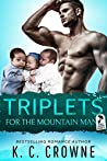 Triplets For The Mountain Man (Mountain Men of Liberty, #4)