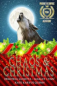 Chaos & Christmas (Mount Olympus Academy #3.5)