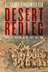 Desert Redleg by L Scott Lingamfelter
