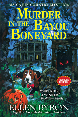 Murder in the Bayou Boneyard (Cajun Country Mystery #6)