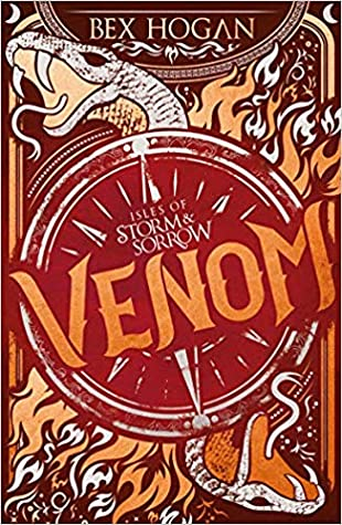 Venom (Isles of Storm and Sorrow, #2)