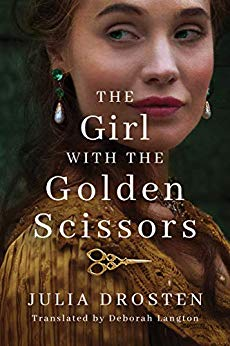 The Girl with the Golden Scissors