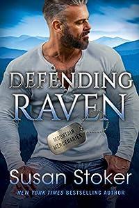 Defending Raven (Mountain Mercenaries,  #7)
