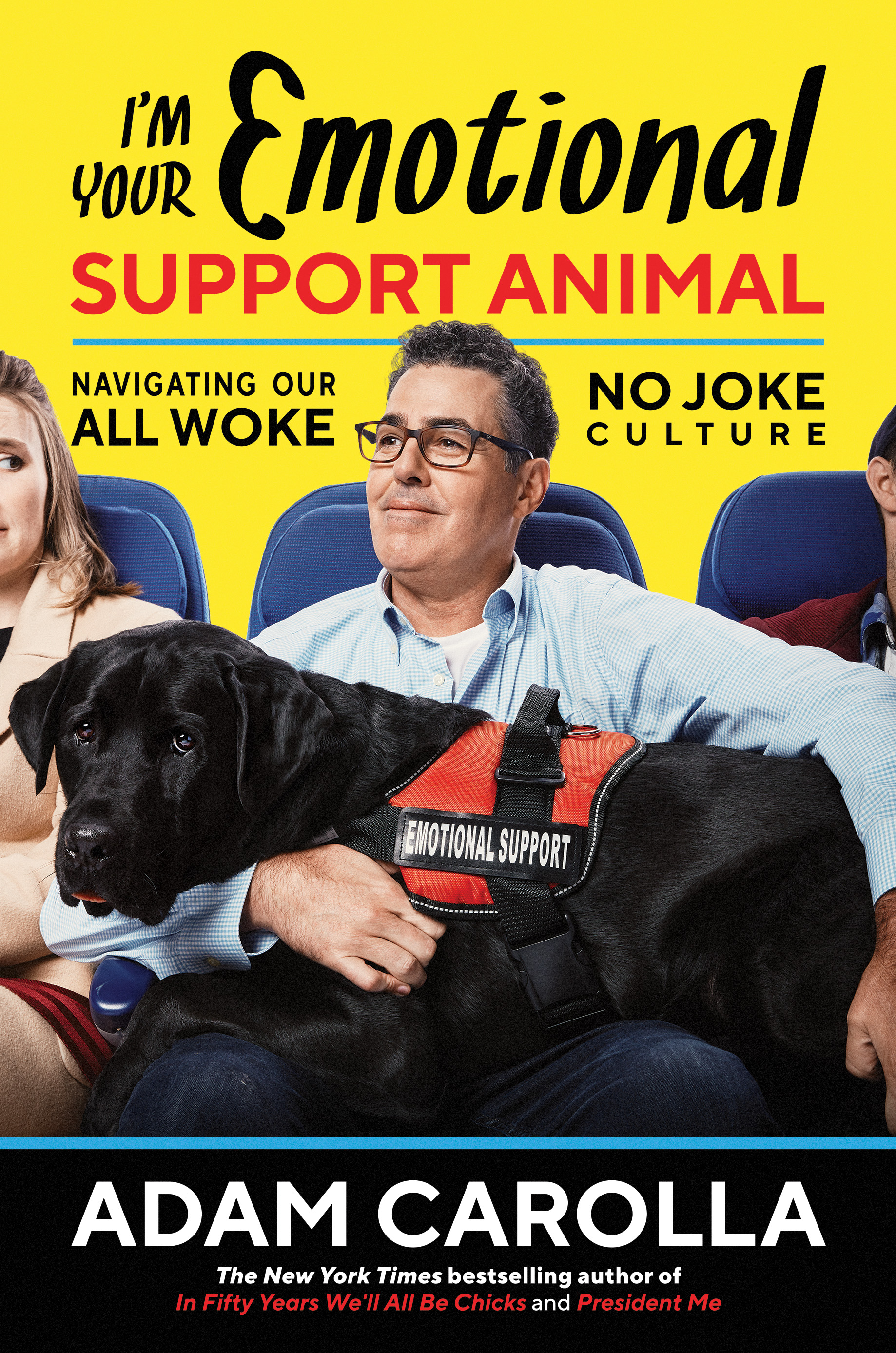 I'm Your Emotional Support Animal