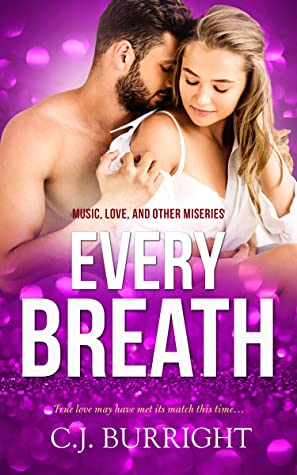 Every Breath by C.J. Burright