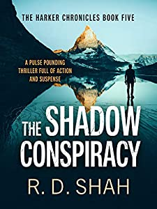 The Shadow Conspiracy (Harker Chronicles #5)