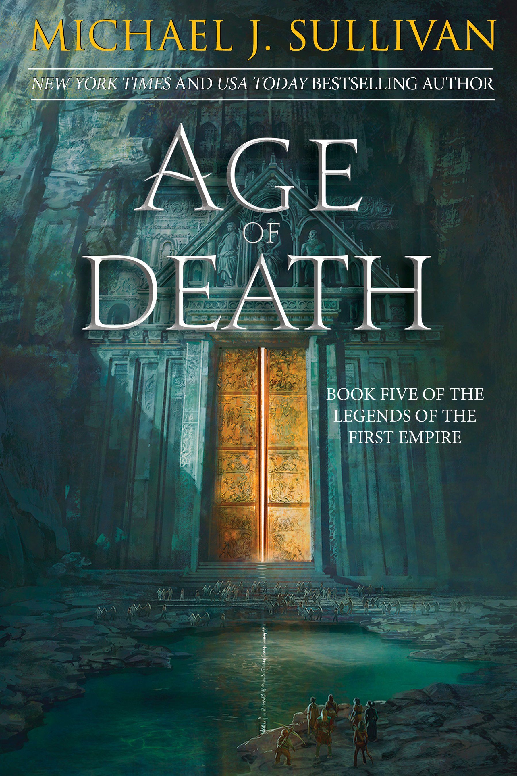 Age of Death by Michael J. Sullivan