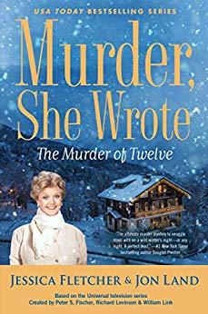 The Murder of Twelve (Murder She Wrote #51)
