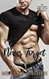 Never Forget (The Safeguarded Heart #3)