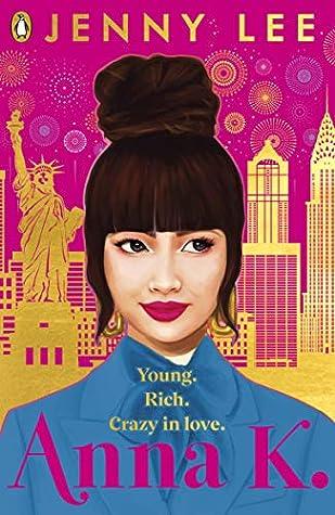 Anna K: A Love Story by Jenny Lee
