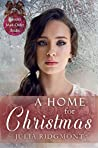 A Home for Christmas (Spinster Mail-Order Brides #17)