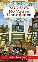 Murder's No Votive Confidence (A Corduroy Mansions Novel, #1)