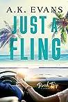 Just a Fling (Road Trip Romance, #4)