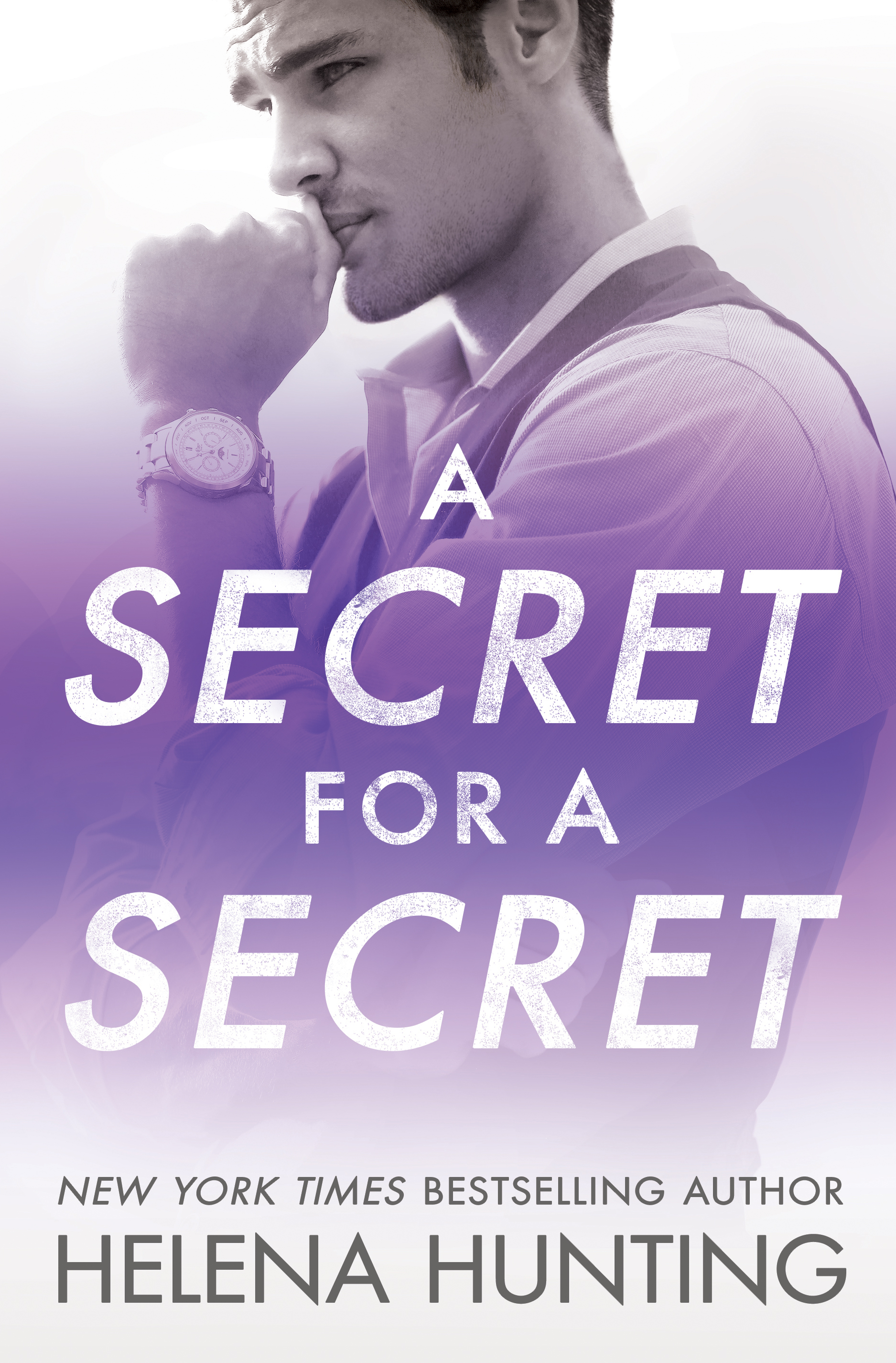 A Secret for a Secret (All In) - Helena Hunting
