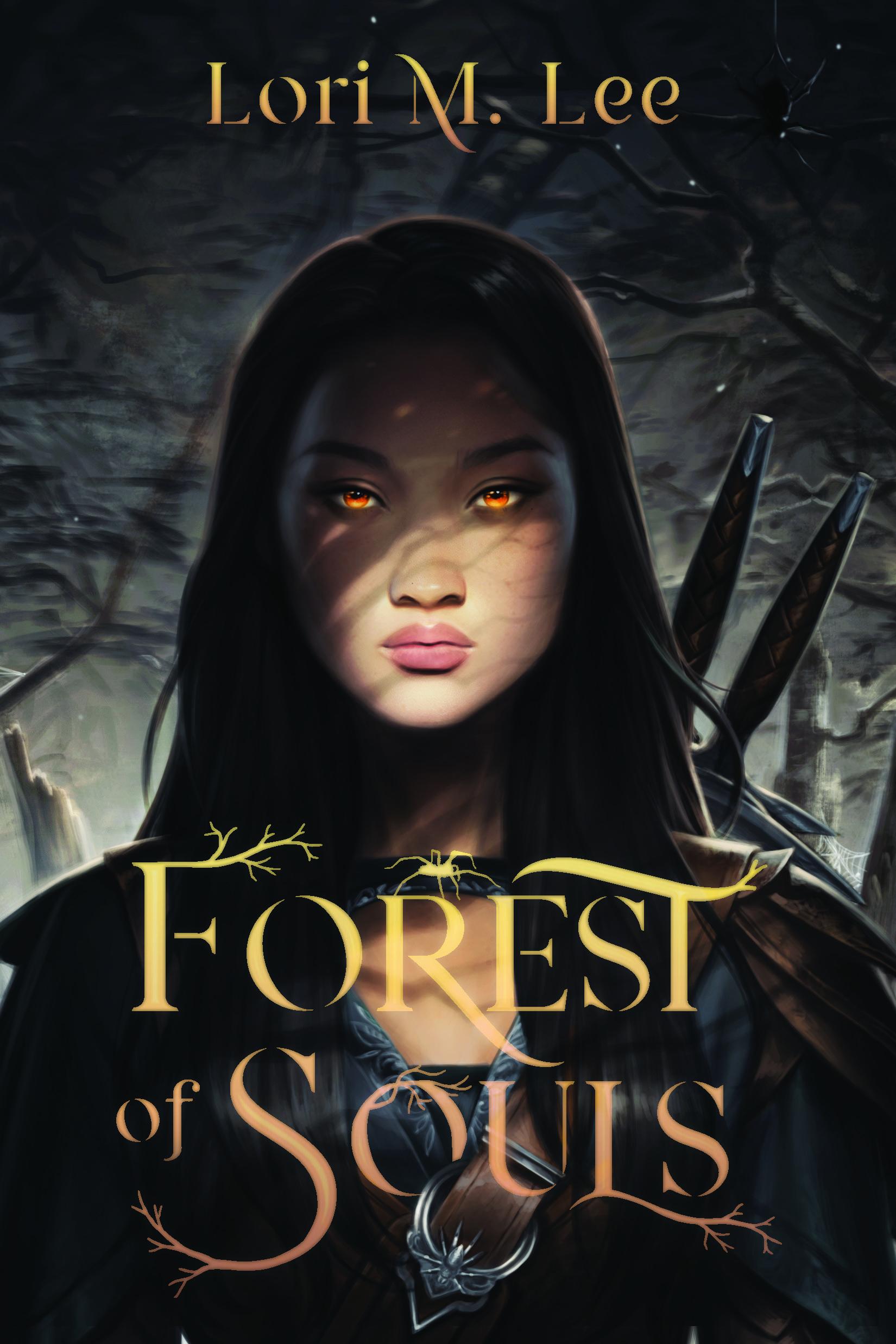 Forest of Souls Shamanborn 1 - Lori M Lee
