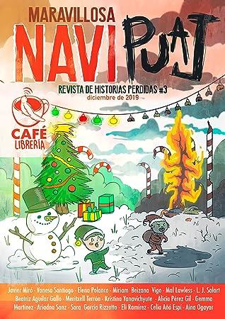 Café Librería. Revista de historias perdidas #3 by Javier Miró
