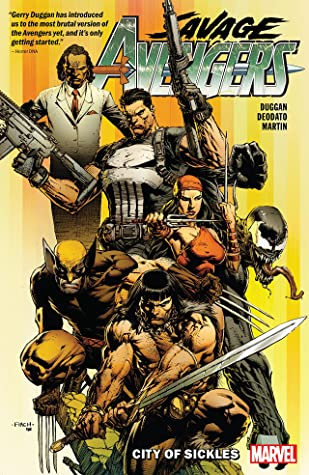 Savage Avengers, Vol. 1: City of Sickles