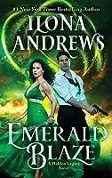 Book 5: EMERALD BLAZE