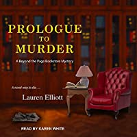 Prologue to Murder (Beyond the Page Bookstore Mystery)