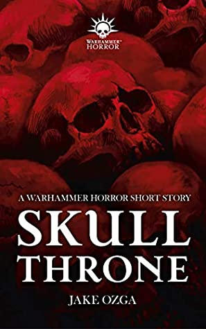 Skull Throne (Black Library Advent Calendar 2019 #21)