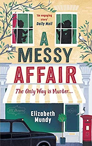 A Messy Affair (Lena Szarka Mysteries #3)