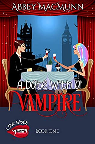 A Date with a Vampire (Love Bites: A Dating Agency for Paranormals: #1)