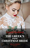 The Greek's Surprise Christmas Bride (Conveniently Wed!, Book 24)