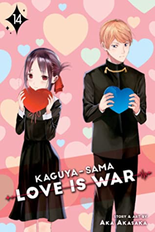 Kaguya-sama: Love Is War, Vol. 14